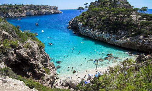 Mallorca Badebucht