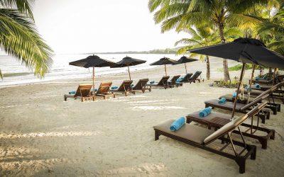Robinson Club Khao Lak Strandliegen